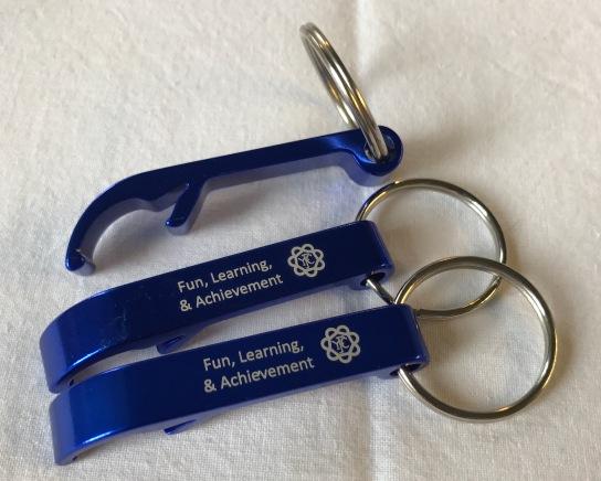 YFC Bottle Opener Key Ring