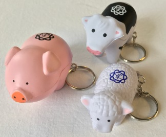 YFC Stress Animals available: Cow, Pig or Sheep