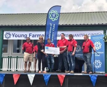 Knaresborough YFC YAA Presentation
