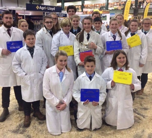 Yorkshire Team at NFYFC Live & Carcase 2017