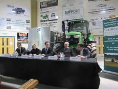 Panellists, from Left: James Mills, Baroness Macintosh of Pickering, Chair Ian Close, David Airey & James Farrar