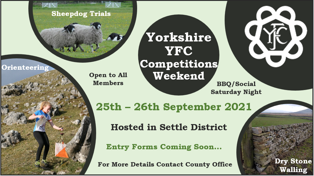 Settle District Comp weekend 2021